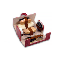 shoe shine kit , shoe shine box for brands of shoe polish
