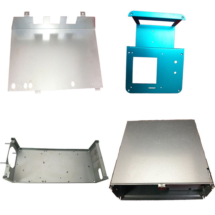 aluminum stainless steel galvanized  sheet metal components for electronic equipment