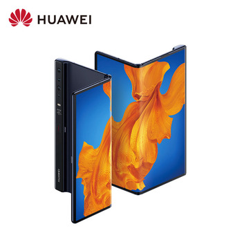 HUAWEI Mate Xs 5G Mobile Phones Folded Screen Kirin 990 5G SoC Android 10 55W SuperCharge