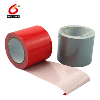 Free Sample Heavy Duty Industrial Hot Melt Customized Colorful Cloth Duct Tape