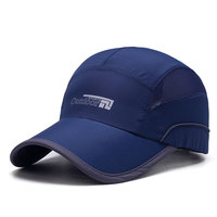 Oem Promotional Multi-Color Custom Summer Polyester Dri Fit Running Breathable Sports Cap
