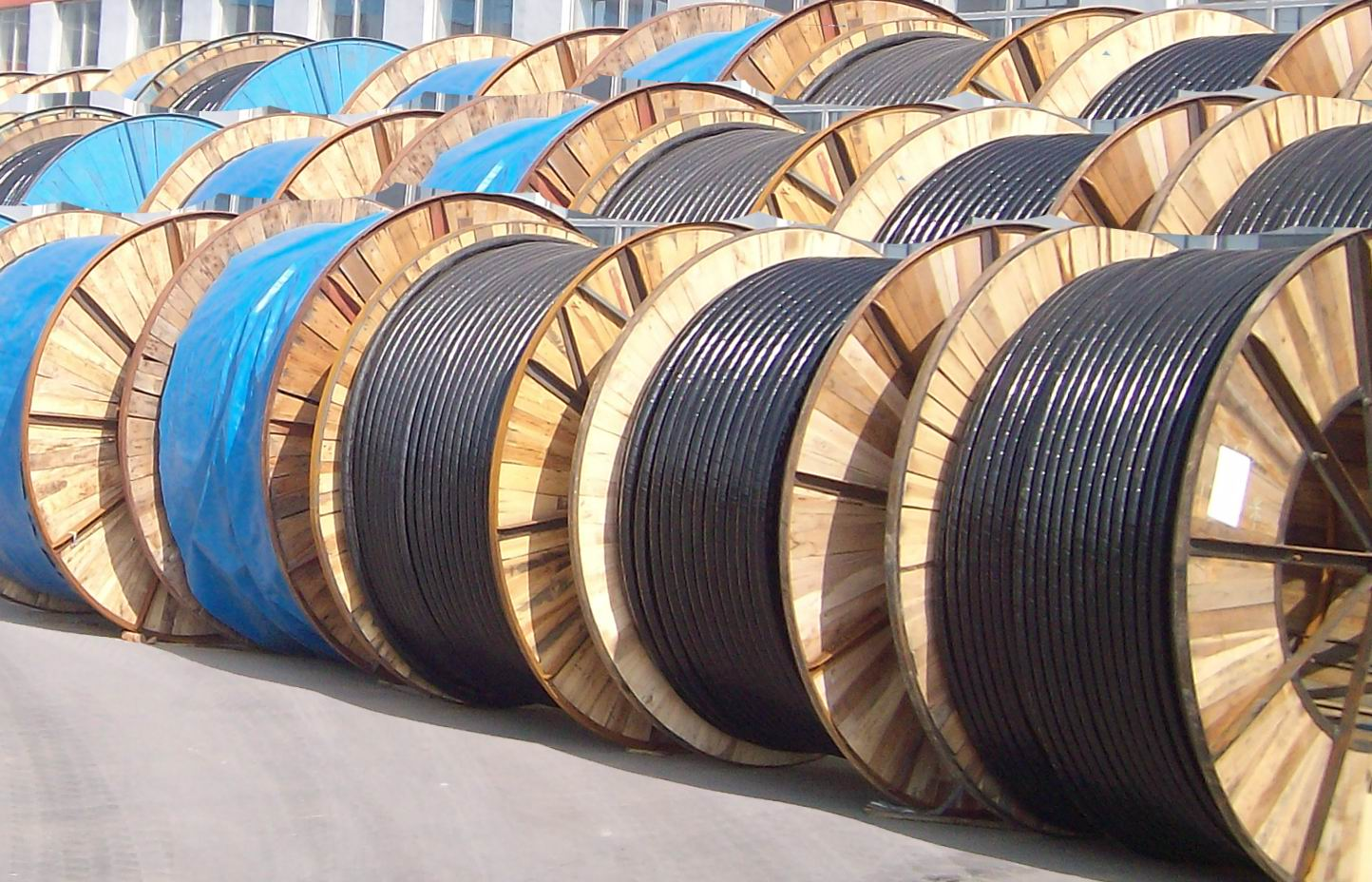 Pure solid copper wire pvc insulated 6491X H05V-U BV electrical wire and cable