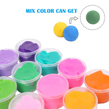 Nontoxic kids educational 24 colors soft <strong>modeling</strong> and air dry clay toy for kids Education DIY