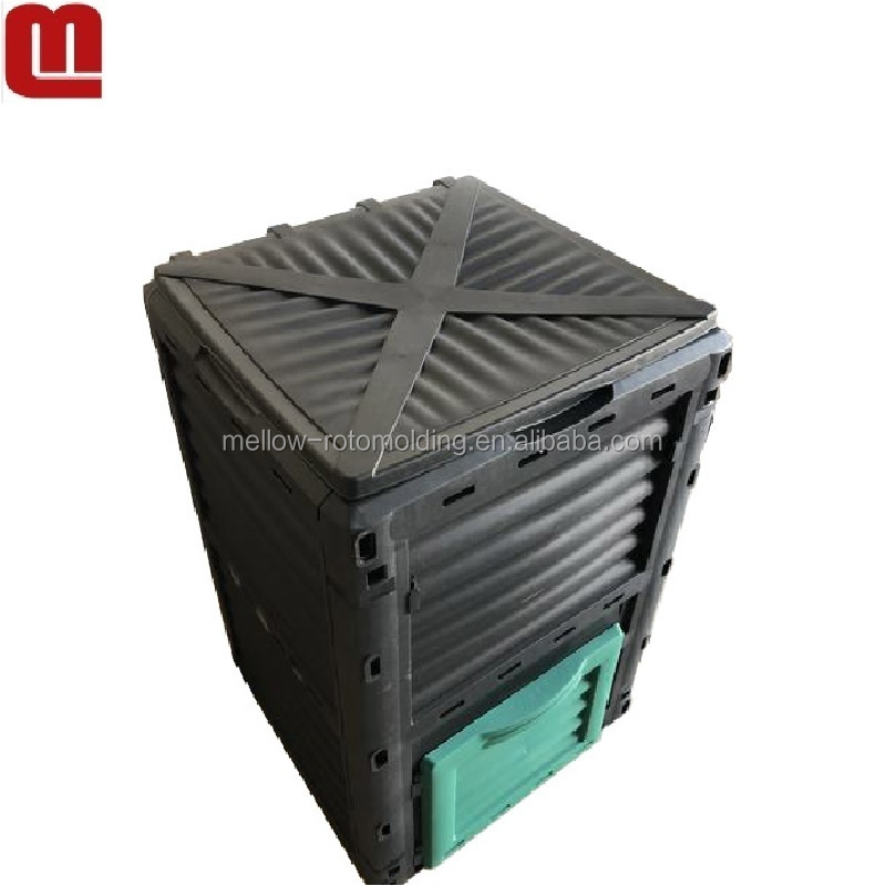 large HDPE 300L compost bin