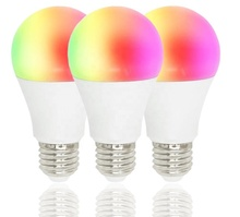 China Wholesale WiFi Smart LED Light <strong>Bulb</strong> E27 E26 RGB+CW Colour WiFi <strong>Bulb</strong>