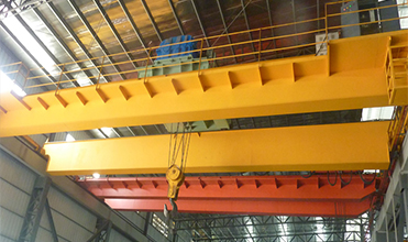 QD รุ่น double girder over head crane 50t 60t 70t 80t 90t 100t 120t