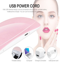 Professional LED UV Finger Nail Dryer with Auto Induction Timer Setting LED UV Auto Sensor Nail Lamp for Nail Gel Polish