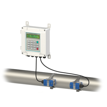 Remote Control Fixed Liquid Flow Sensor for Industrial Small Signal Receiving RS485 Communication