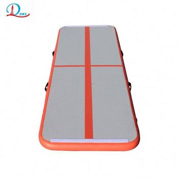 2019 Profession Gym School Equipment Airfloor Gym Mat Camping Tumble Track