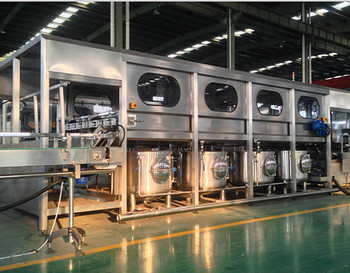 5 Gallon Bottle Water Filling Machine Production Line 450 BPH