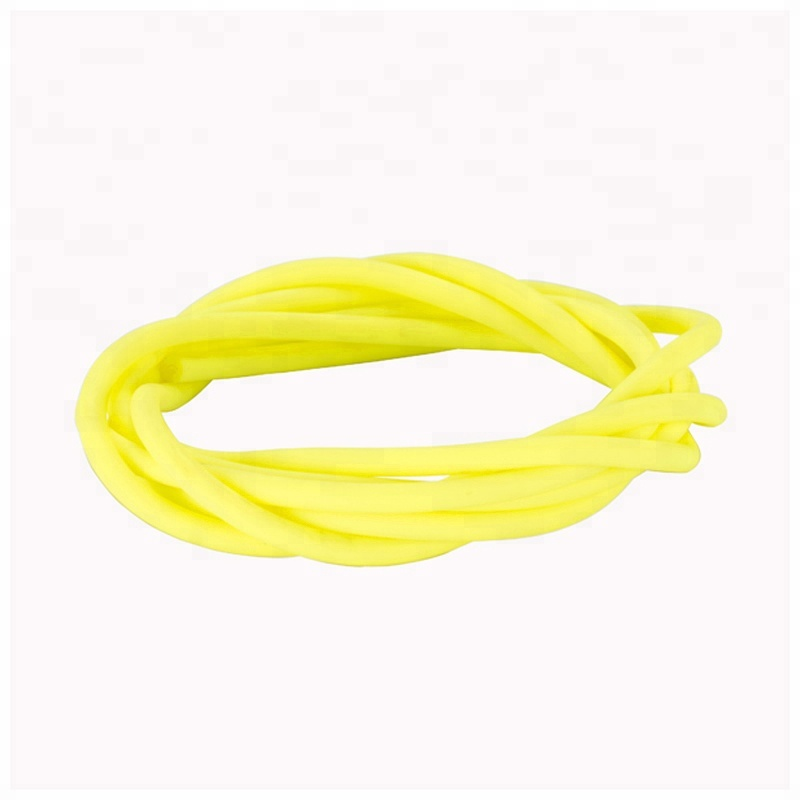 New Design Plastic Colored Coated Nylon Rop Decorative Pvc/Tpu Rope For dog leash