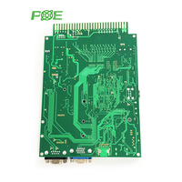 China online bare pcb and pcb assembly cost quote