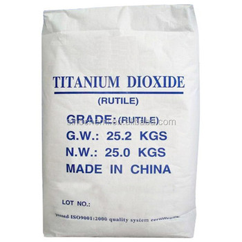 Electric welding Titanium Dioxide white Powder for industry