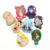 VOGRACE Personalized Customized Cartoon Anime Fridge Magnets,Promotional Souvenir Magnetic 3D Crystal Epoxy Refrigerator Sticker