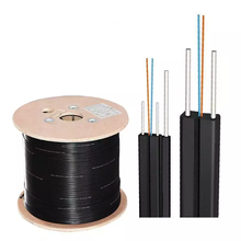 Aixton 1 2 4 Core Fig 8 FTTH Drop Fiber Optic <strong>Cable</strong> for Network Communication