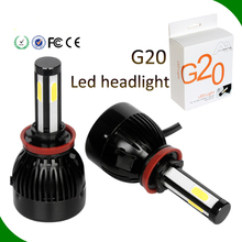auto fog <strong>lamps</strong> hot led H1 H3 H7 H11 9005 9006 G20 G21 L5 built in canbus H4 led headlight super bright 100w COB Lighting bulb