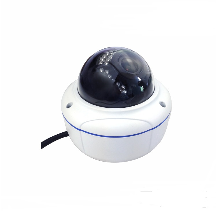 5 mp Low cost PoE mini <strong>camera</strong> IP Starlight Full Color IR Dome <strong>Camera</strong> 0.001Lux motorized Auto Focus , Fixed Iris <strong>camera</strong>