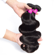 10A Grade Mink Brazilian Human Hair Bundles With Closure Wholesale 100% Unprocessed Virgin Cuticle Aligned Raw Virgin Hair