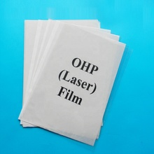 Laser Printing OHP Film A4(210*297), 100mic,100pcs, 20Box/CTN, Used For Laser Typing, Computer Teaching