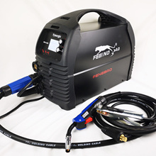 Advanced IGBT inverter MIG MAG CO2 gas shielded welder with italy technology