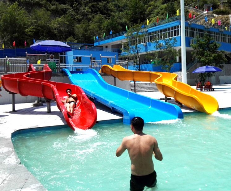 Children water park equipment water playgrounds slide for sale <strong>manufacturer</strong> in China