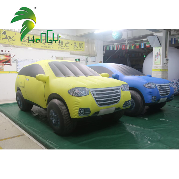 High Quality Funny Inflatable Car Model Toy