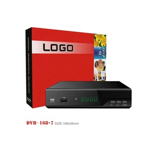 JUNUO TLC tv box dvb t2 vga set top box