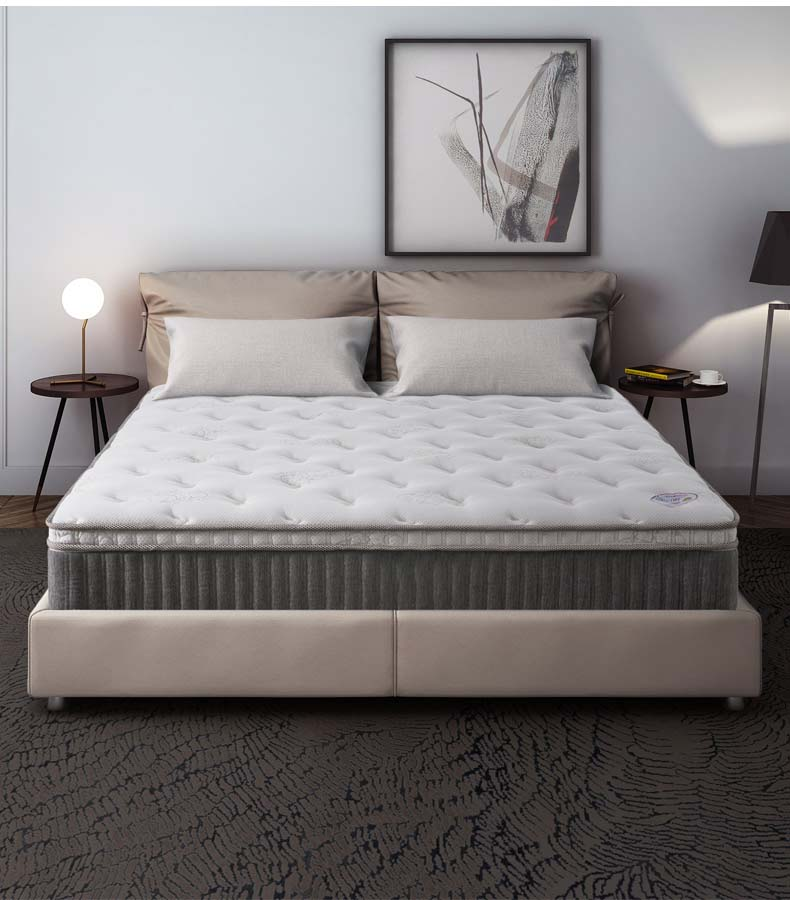 Memory foam pocket spring mattress customized Bedroom Furniture bedding manufacturer - Jozy Mattress | Jozy.net