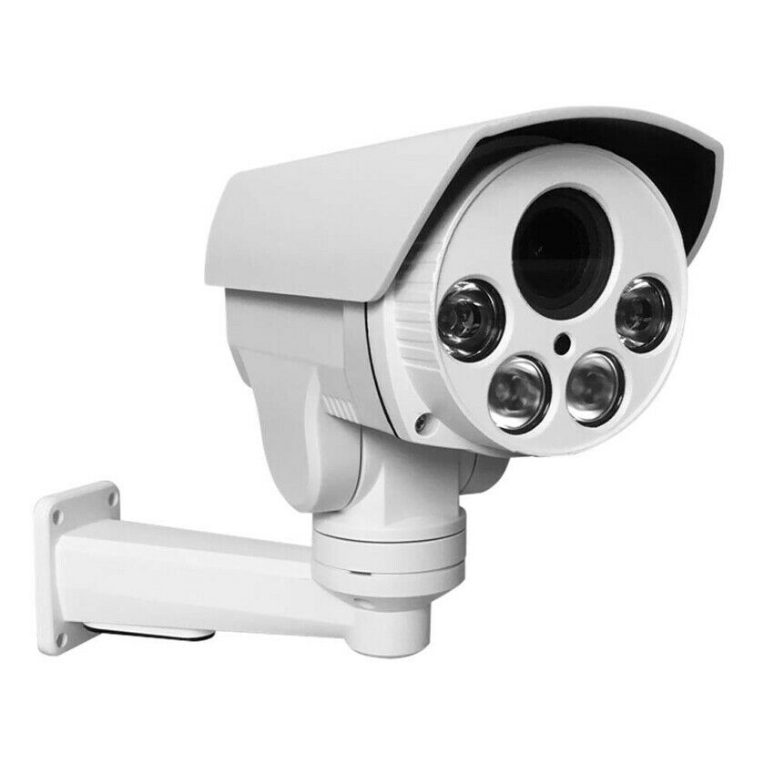 Factory Supply CCTV 10X Zoom 1080P Bullet Onvif P2P 2M Indoor Outdoor Built-in POE PTZ <strong>Camera</strong>