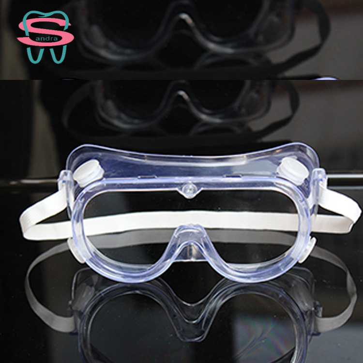 Anti-Fog Medical Safety Goggles Safety Glasses Goggles Medical Goggle