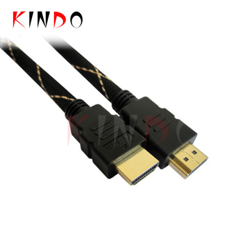 Kindo 1m High Speed HDMI cable HD 1080P 4K HDMI with ethernet