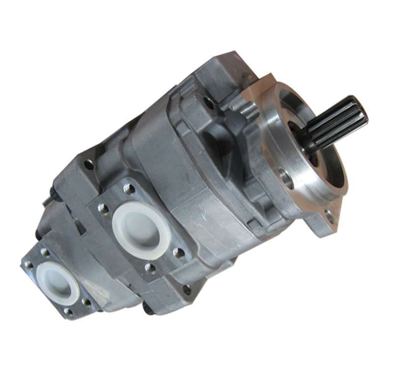 <strong>BULLDOZER</strong> pump ASSY 705-41-01050 <strong>BULLDOZER</strong> Gear Pump hydraulic gear pump for Komatsu <strong>bulldozer</strong> D60P-12 <strong>D155A</strong>-2A