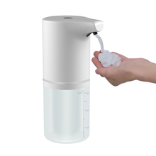 In Stock 350ml Automatic Foaming Liquid Soap Dispenser Sterilization Touchless Foam hand sanitizer infrared Soap Dispenser
