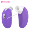 USB Rechargeable 8 Vibrating Modes Vibrating Nipple Sucking Breast Sex Toys Tongue Vibrator For Women