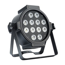 stage equipment 12pcs <strong>x</strong> 12W 4in1 rgbw led 12pcs par light