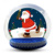 inflatable snow globe photo booth/inflatable snow globe tent/empty snow globe