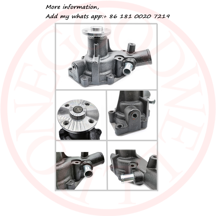 Fast delivery In stock Metal 4BE1 4BC2 4BD1 PWP1068 Original Water pump water cooling system Water pump