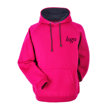 Hot Pink Color wholesale Price Best hoodies