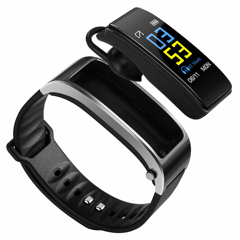 Factory OEM 2019 <strong>Y3</strong> plus smart watch with bluetooth earphone heart rate monitor blood pressure waterproof pedometer