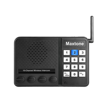 Wholesale Price 10 Multi Channel 1kM Room to Room Business Wireless Intercom System for Home or Office <strong>Communication</strong>