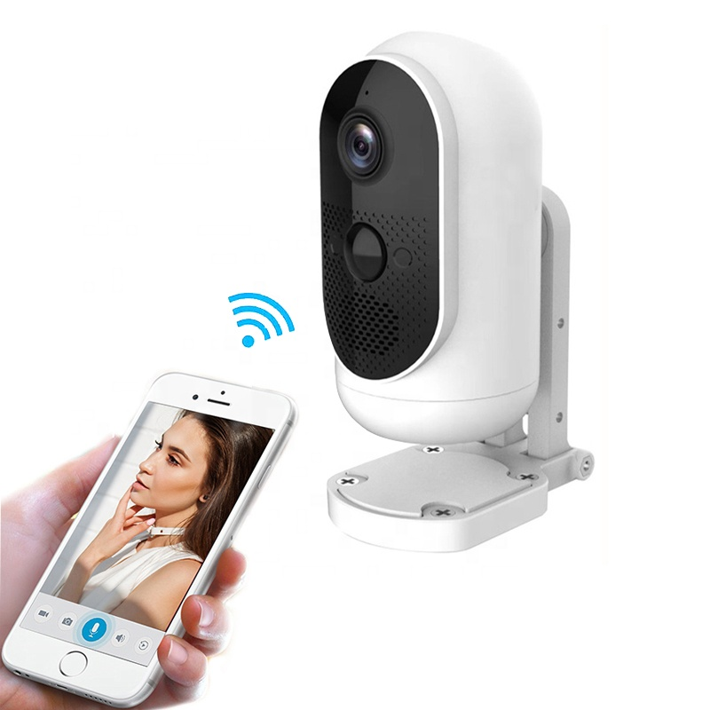 Surveillance IP Mini Night Vision Wifi Micro Visual Intercom Video System Wireless Home Security <strong>Camera</strong>