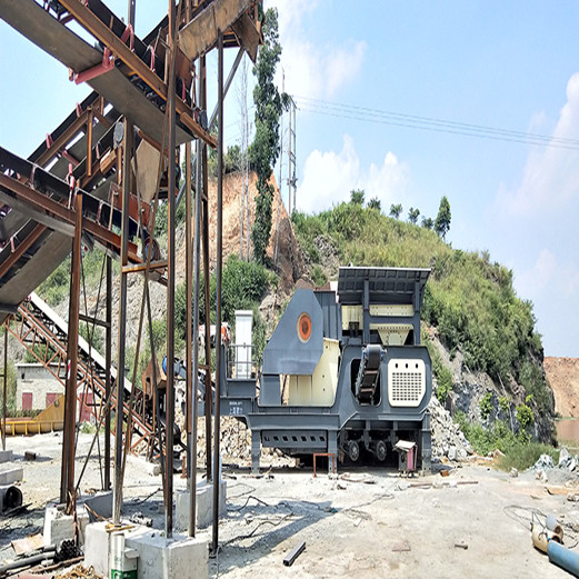Stone crushing plant sales to Pakistan from China