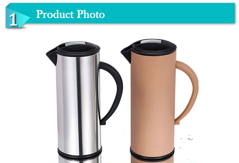 China supplier high quality Double Wall Stainless Steel Coffee Pot