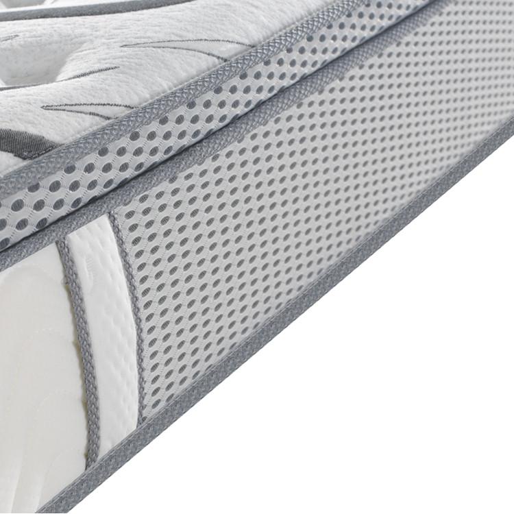 Bed Rumours Gel Memory Foam Latest design Double Single Bed Fabric Foldable King Size Pocket Spring Mattress for Hotel ZH01 - Jozy Mattress | Jozy.net