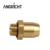 Brass push lock fittings push in dot air brake hose fitting