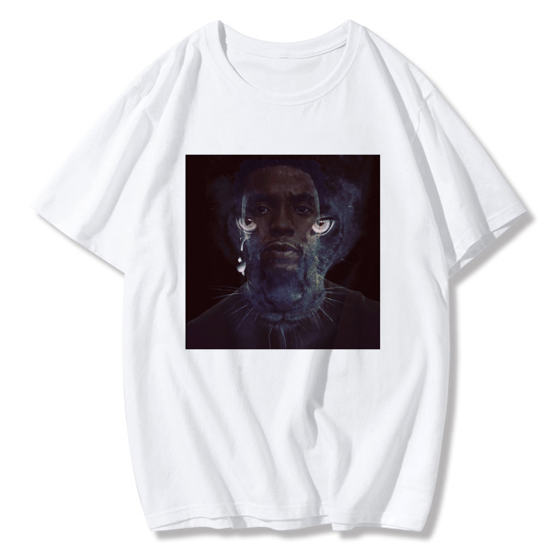 R.I.<strong>P</strong>. Chadwick Boseman T Shirt New Arrival Fashion Tshirt Funny Printed Pop Men Plus-Size Cool Tee Top