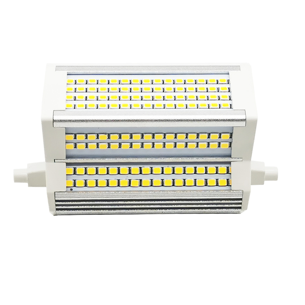 <strong>J118</strong> 500W Halogen R7S Replacement Dimmable 118mm 50W R7S LED <strong>Bulb</strong> Dimmable