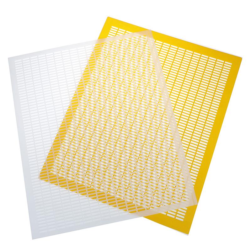 Frame Beekeeping Beekeeper Bee Queen Excluder Trapping Grid Net Kit Sale