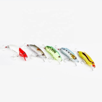 Captain's tack 8cm14g  joint bait Wobblers sinking minnow Swimbait Fishing Lure Crankbait  with tail