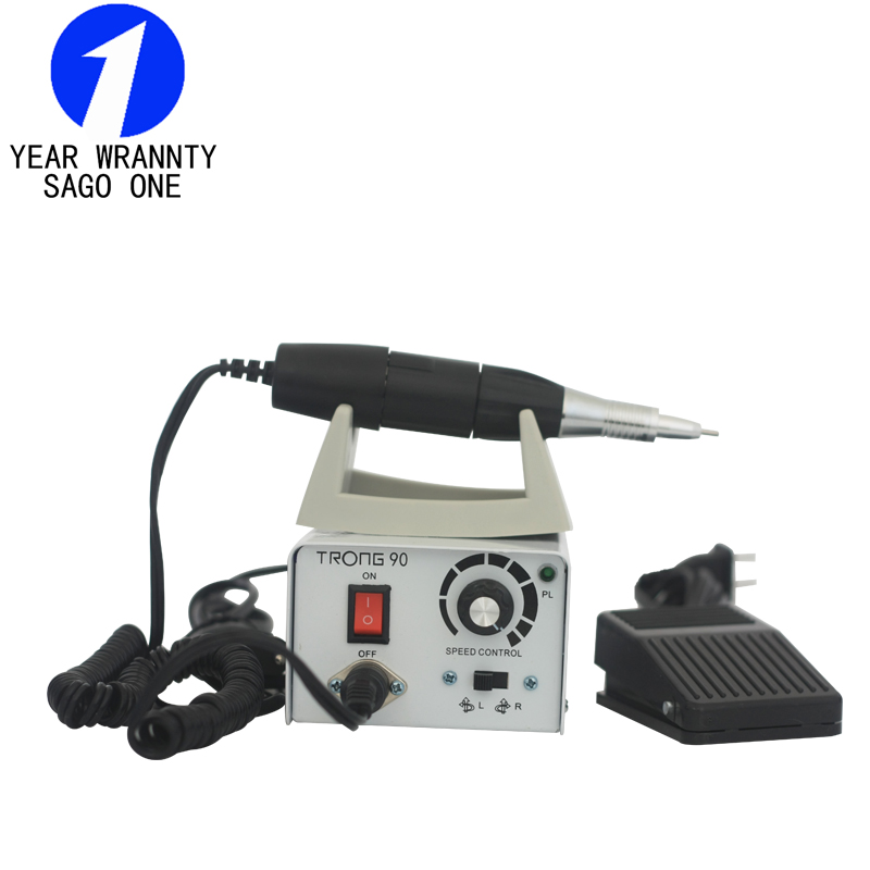 Dental Lab Polishing Machine 35,000 RPM Strong <strong>102</strong> Polishing for Denture/Jade/Wood Polishing and Carving